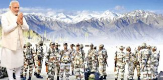 itbp-indo-china-border-pm-modi-diwali