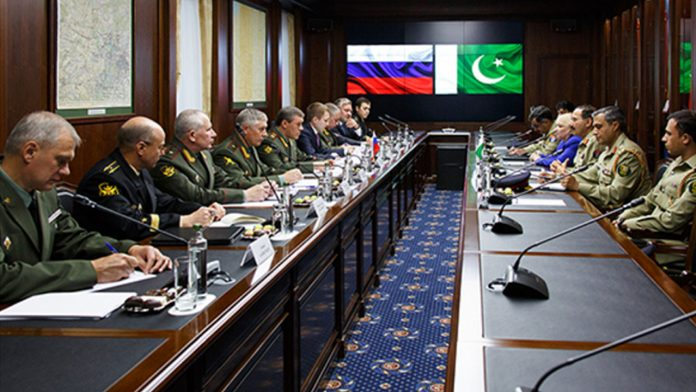 pak-russian-military-excercise