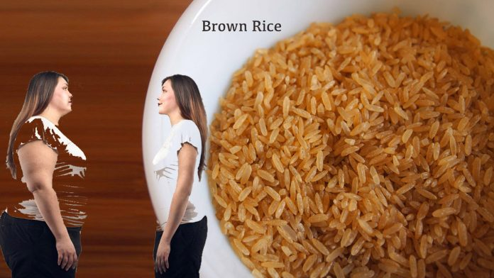 Brown Rice to reduce weight