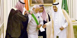 modi-conferred-saudi-arabias-highest-civilian-honour
