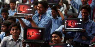 laptop-akhilesh up education tem