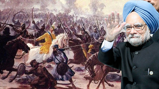 muslim-invasion-of-india-manmohan-singh-making-india