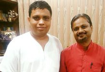 acharya balkrishna with rajesh mittal interview making india