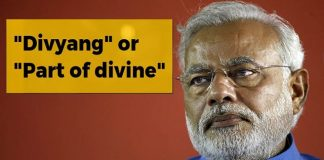 modi divyand part of divine