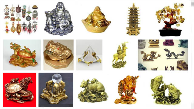 Feng Shui Items destructing India