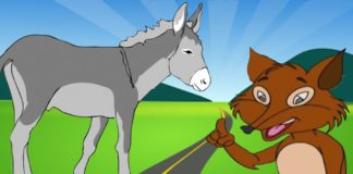 Fox and the Donkey purohitji kahin making india modi akhilesh