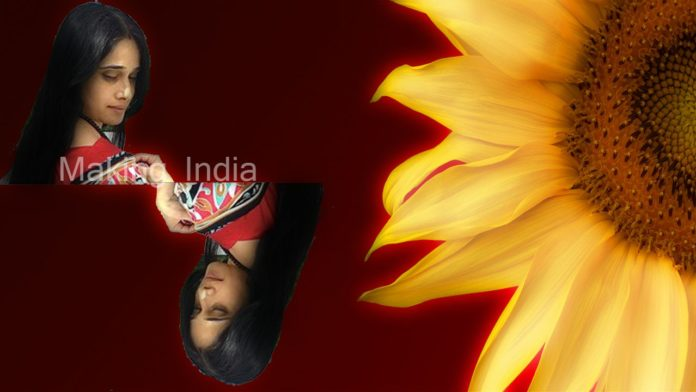 ma jivan shaifaly sun flowwr poem making india