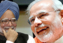 narendra-modi-manmohan-singh-raincoat-comment-making-india