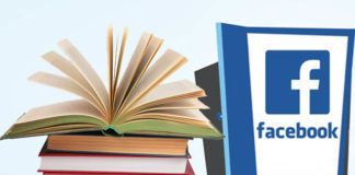 books versus facebook making india