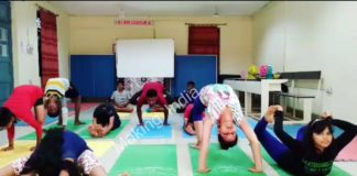 international yoga day making india